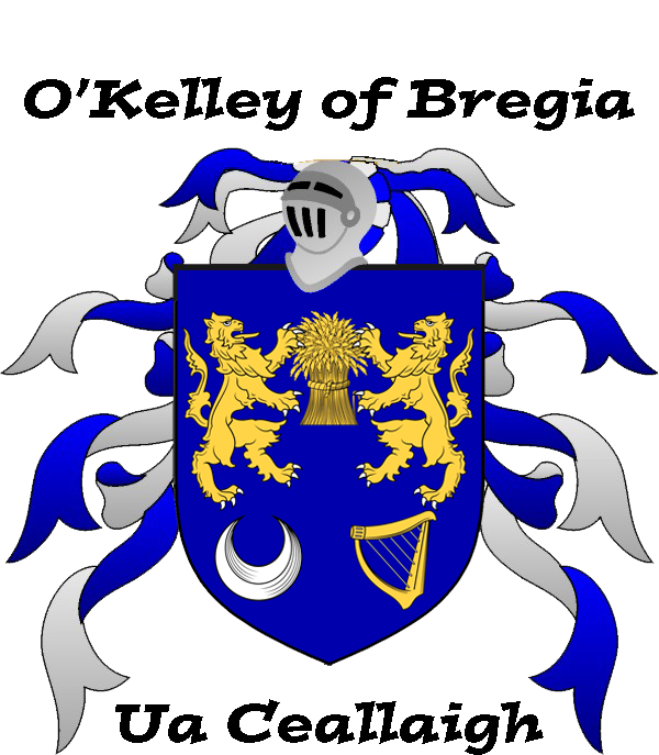 Okelley Coat Of Arms